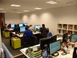 Overalia - nuevas oficinas San Sebastián
