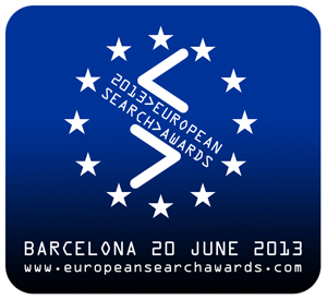 European Search Awards 2013
