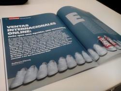 Guillermo Vilarroig, director de Overalia, ha publicado un artículo sobre las ventas internacionales online en la revista Harvard Deusto Marketing y Ventas de noviembre-diciembre 2013.