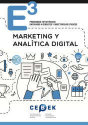 Curso sobre Marketing y Analítica digital. Cebek