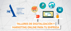 Talleres de digitalización y marketing online para tu empresa, SEA Empresarios Alaveses