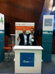Overalia en la primera edición de Basque Industry 4.0